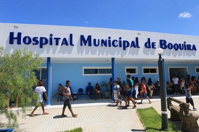 Hospital Municipal de Boquira é reinaugurado