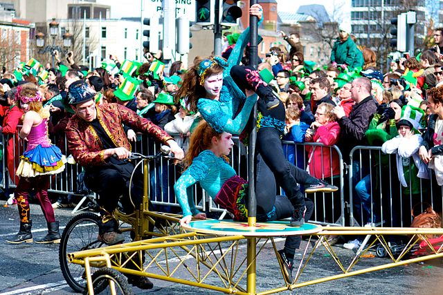 Culture of Ireland - St. Patrick's day parade