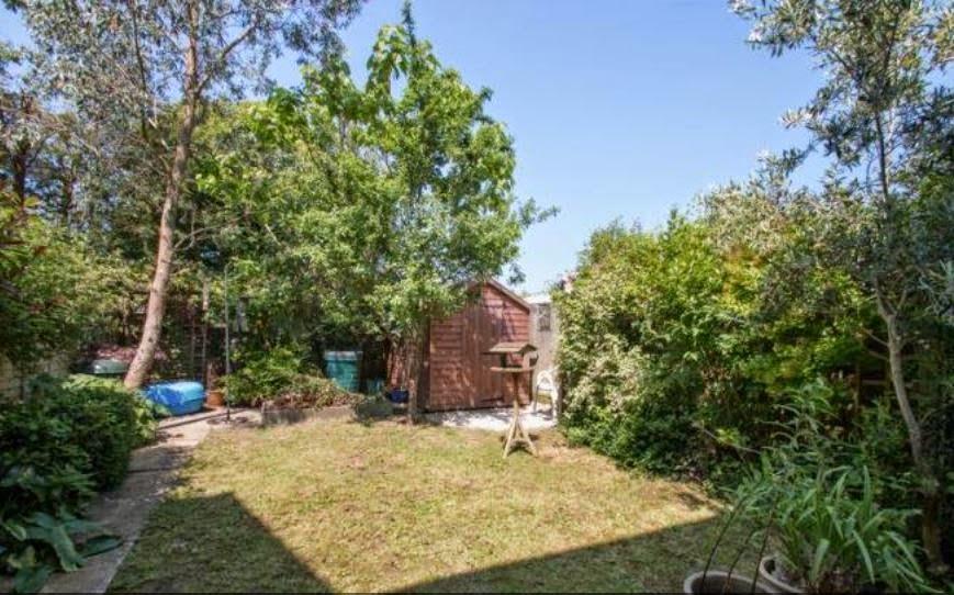 fishbourne buy to let property garden