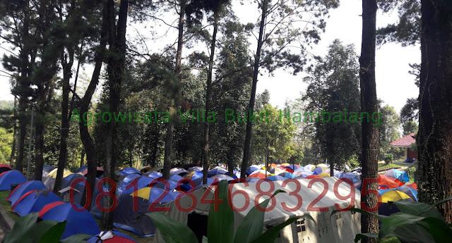 Paket Camp Ground daerah Sentul