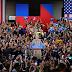 Hillary Clinton celebra su victoria en Nueva York