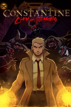 Constantine: City of Demons (2018-) ταινιες online seires xrysoi greek subs