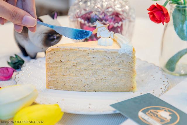 MG 3295 - 熱血採訪│2度C Ni Guo,30+層的蛋皮在公益路就能吃得到,7/1起父親節整顆千層蛋糕也開放預購囉!