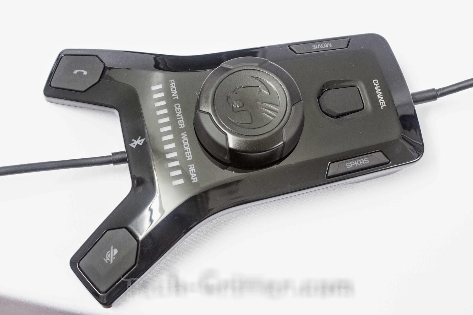 Unboxing & Review: Roccat Kave XTD 5.1 Digital Surround Sound Headset 60