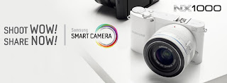 samsung - CONTEST - [ENDED] Win Samsung SMART CAMERA NX