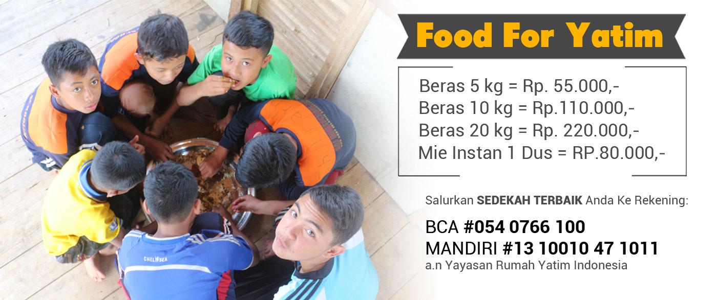 Food For Yatim