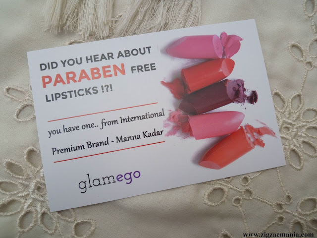 July Month Glamego Box Unboxing & Review! Unbox the Luxury