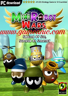 Mini Robot Wars Game Download