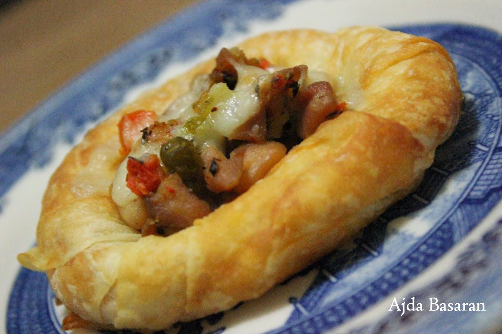 Tavuk börek: Meksika yemeği için tarif
