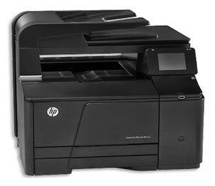 Download Printer Driver HP LaserJet Pro 200 MFP M276n