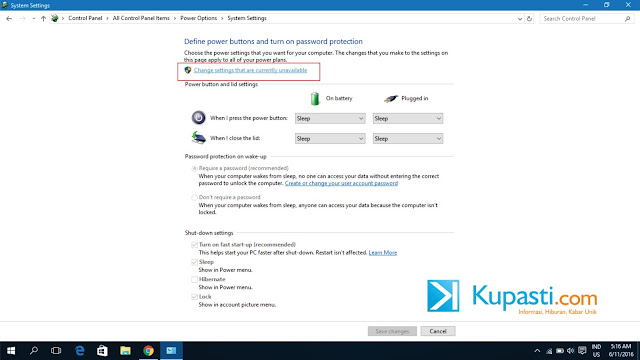 Apabila kau ingin mematikan komputer atau laptop Windows mu namun tanapa kehilangan dat Cara Menampilkan Opsi Hibernate Di Windows 10 Sangat Mudah
