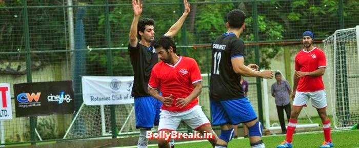 Ira Aamir Khan's Charity Football Match, Bollywood Celebs play football match for Aamir khan's daughter Ira Khan