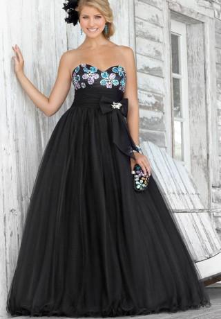 WhiteAzalea Ball Gowns: Stunning Black Ball Gowns