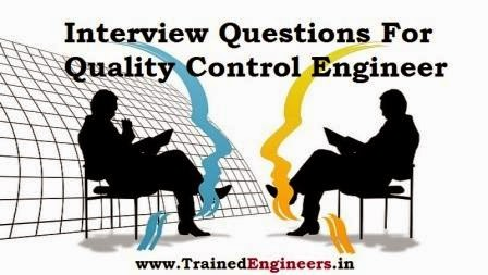 Interview Questions For Quality Control Engineer Part 2