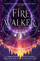 Firewalker by Josephine Angelini book cover and review