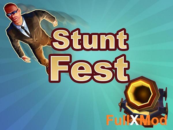 Stunt Fest Android Mod APK Terbaru