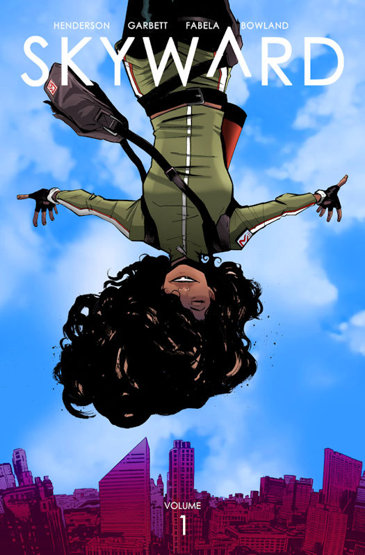 Skyward, Vol.1: My Low-G Life Arrives This September