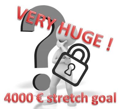 £4000 Stretch Goal