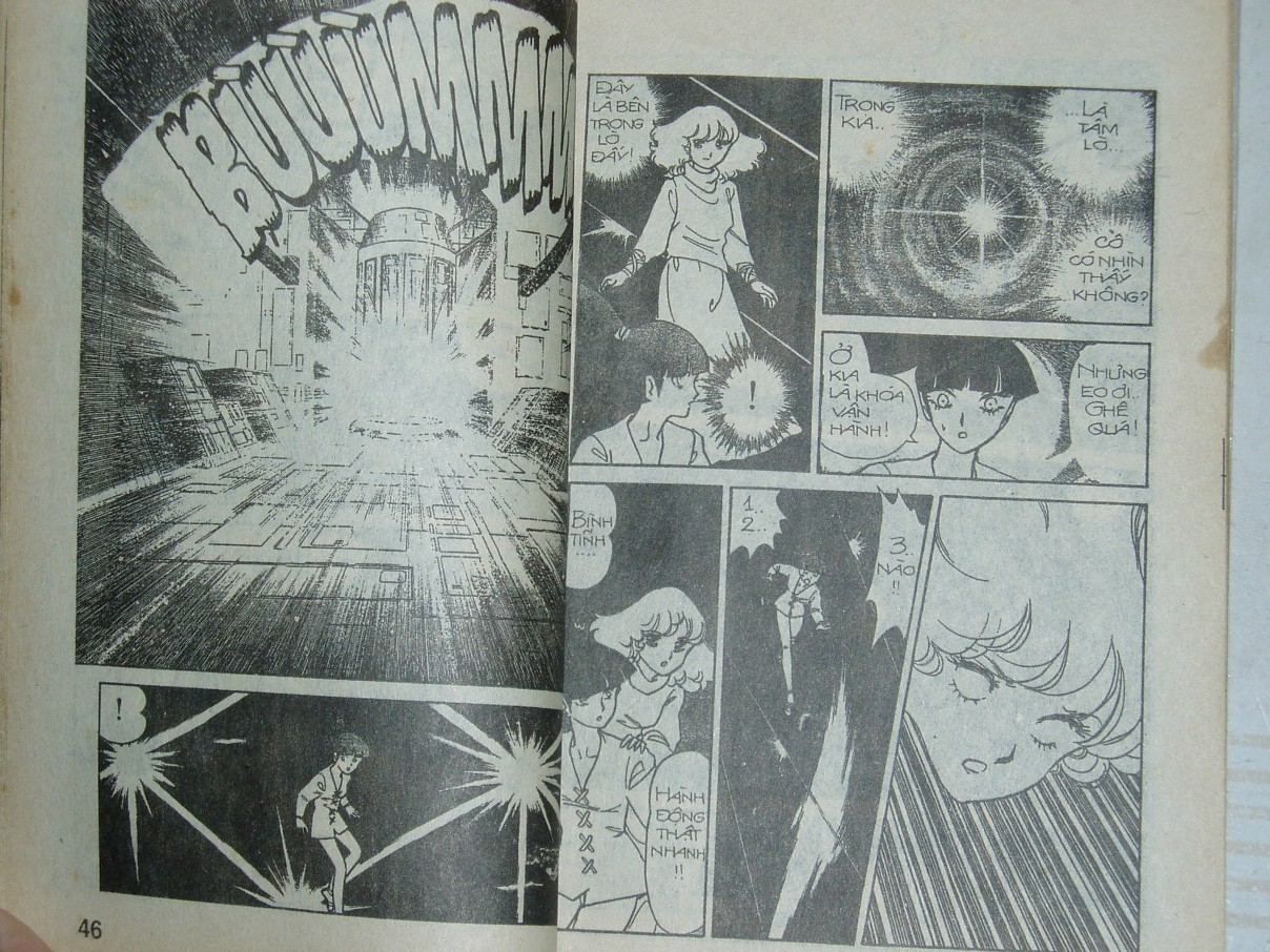 Siêu nhân Locke vol 10 trang 12