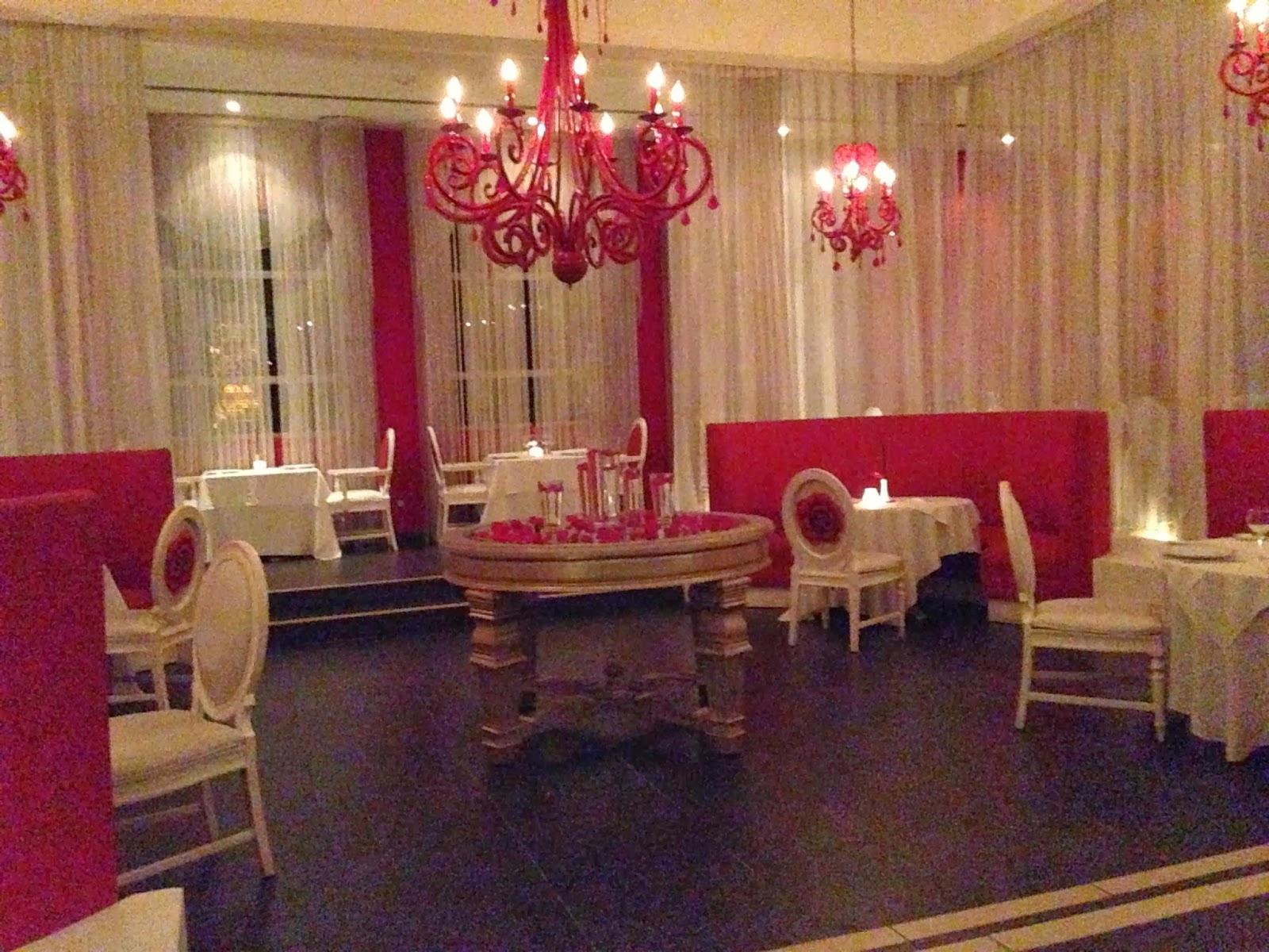 Restaurante Francês.
