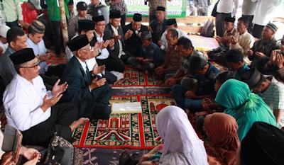 11 Warga Aceh Tengah Yang Beragama Khatolik Masuk Islam
