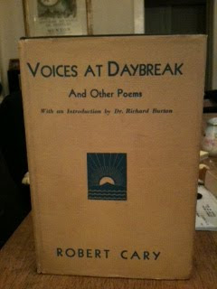 Voices at Daybreak and Other Poems by Cary, Robert, Cary, Robert
