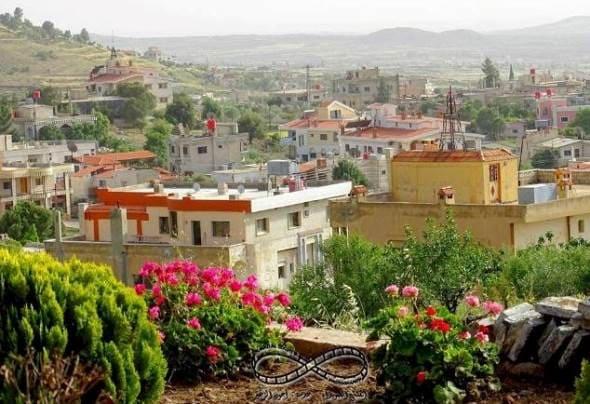 قرية سهوة بلاطة بالسويداء تمتاز بجمال طبيعتها وإطلالتها الأخاذة على تل القليب.