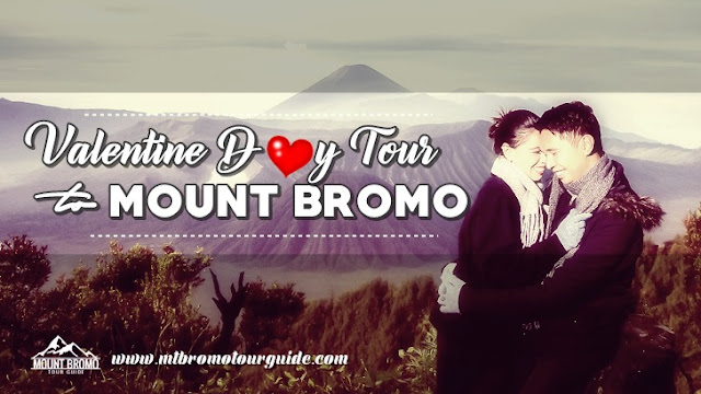Valentine Day Tour to Mount Bromo