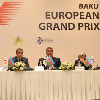 F1 Bakou 2016 VPN