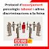 Protocol d'Assetjament Psicològic laboral i altres discriminacions a la feina