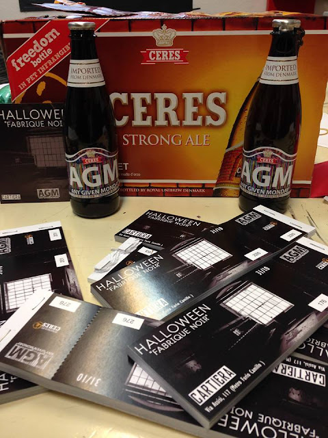 La Fabrique Noir di AGM con Ceres!