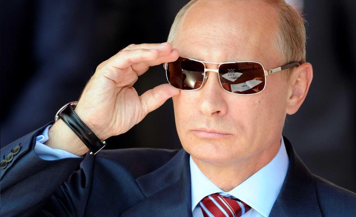 Pemimpin harus memberikan optimisme, ini tentang Vladimir Putin