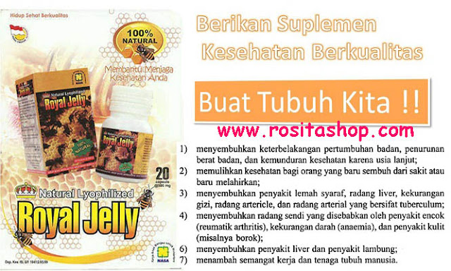 Jual Royal Jelly