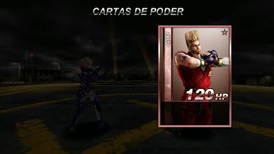 Tekken Card Tournament a luta em forma de cartas 3