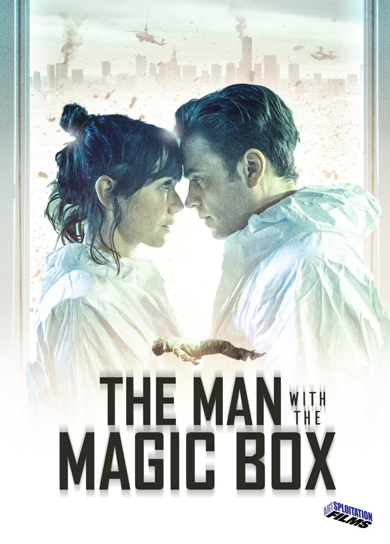 the man with the magic box review