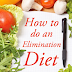 Example of The Elimination Diet