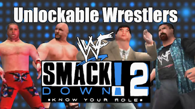 Download WWF SmackDown 2 Know Your Role PS1 ISO Android