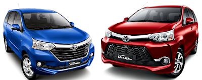 Harga Mobil Avanza Baru Update Terbaru Februari 2016