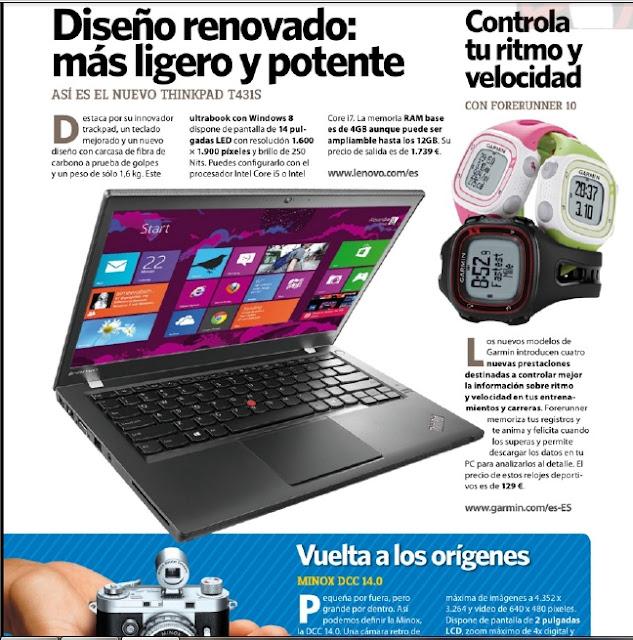 Revista Personal Computer y Internet Mayo 2013 Galaxy S4 Español PDF