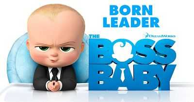 The Boss Baby 2017 Hollywood Movie English Download DVDCAM 300MB