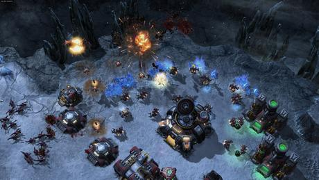StarCraft 2 Heart of The Swarm Screenshot PC Game