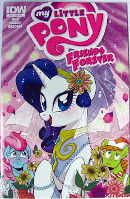 MLP Friends Forever #19 subscription cover