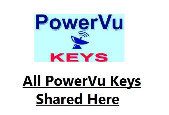 All PowerVu Keys Shared Here