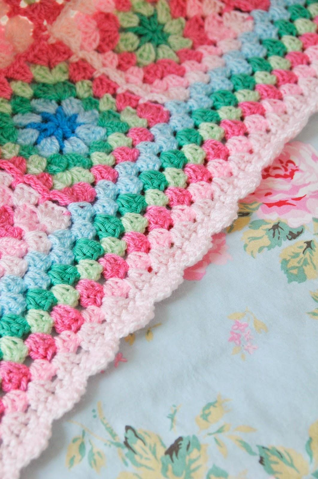 Helen Philipps: Marshmallow Blanket