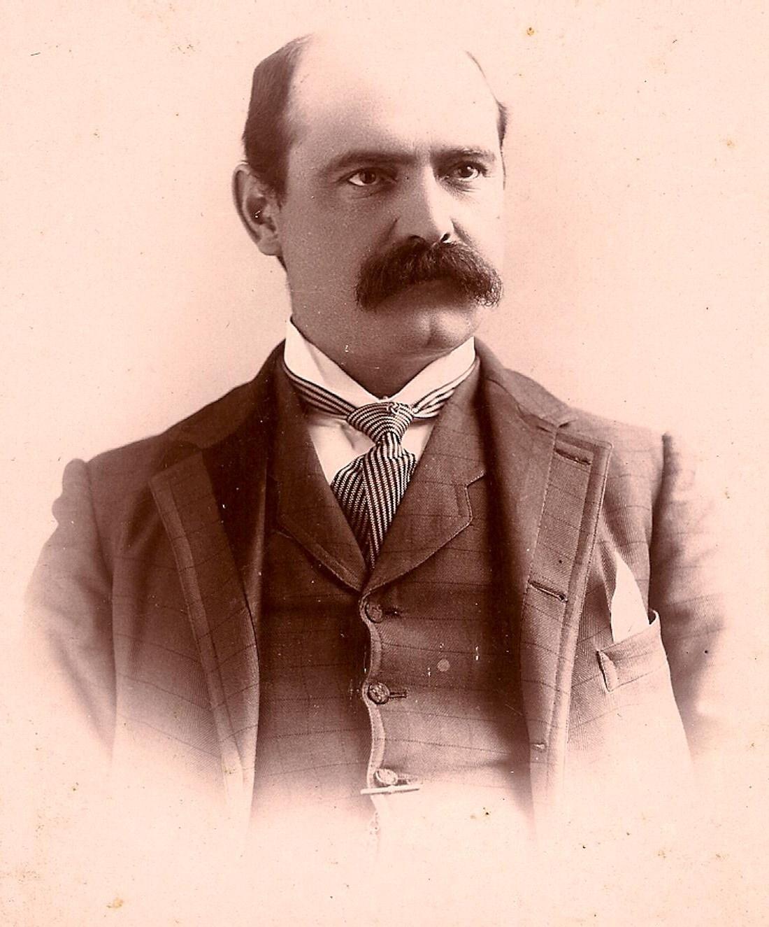 "Hillsboro Historical Society: NICHOLAS GALLES: ""The father ..."