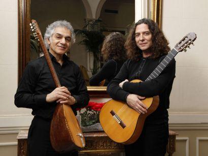 Omar Faruk and Tomatito en Veranos de la Villa este domingo