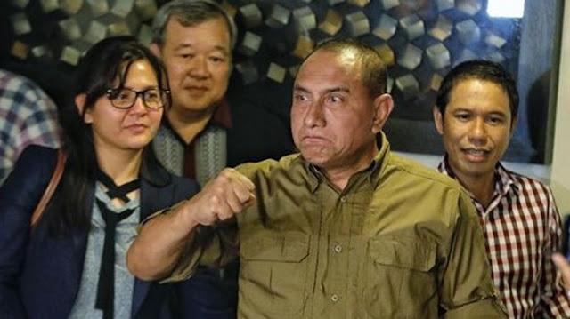Ketua Umum PSSI Edy Rahmayadi menegaskan akan bertahan di PSSI hingga akhir masa jabatannya di Tahun 2020.