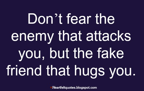 Best Fake Friends Images With Quotes