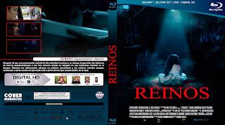 BLURAYCARATULA realms - REINOS 2018 [ COVER DVD + BLURAY]