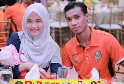 11 Gambar Isteri Kepada Pemain Bola Sepak Kedah Baddrol